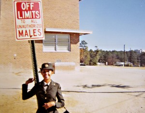 Off Limits to all unauthorized males