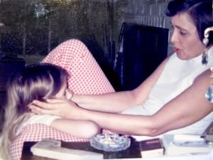 Mom and Dauna