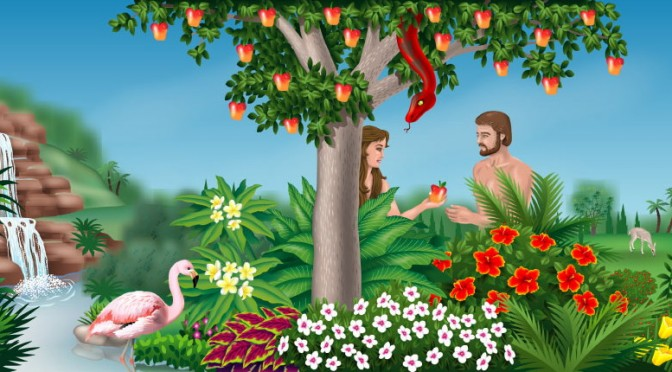 What's Your Apple In The Garden of Eden?